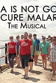 Yoga is Not Going to Cure Malaria: The Musical Poster