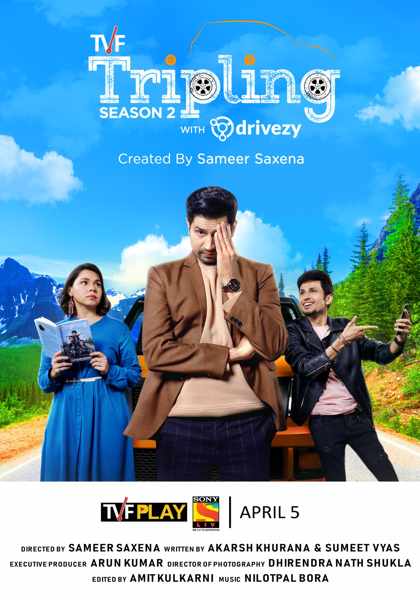TVF Tripling (TV Mini-Series 2016– ) - IMDb