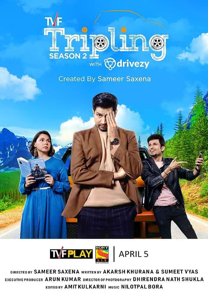 TVF Tripling (2019) Season 2 Complete