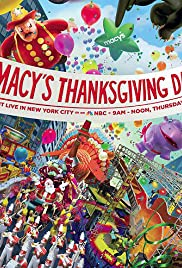 87th Annual Macy's Thanksgiving Day Parade Poster