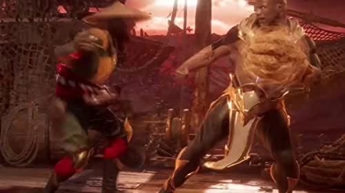 Mortal Kombat 11: Aftermath: Geras Character Breakdown
