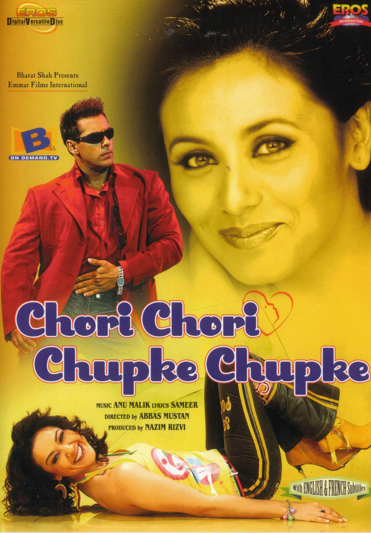 Chori Chori Chupke Chupke (2001) - IMDb