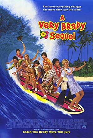 A Very Brady Sequel Poster Image
