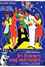 Women Are Talkative (1958) Poster