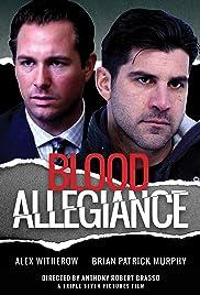 Blood Allegiance Poster