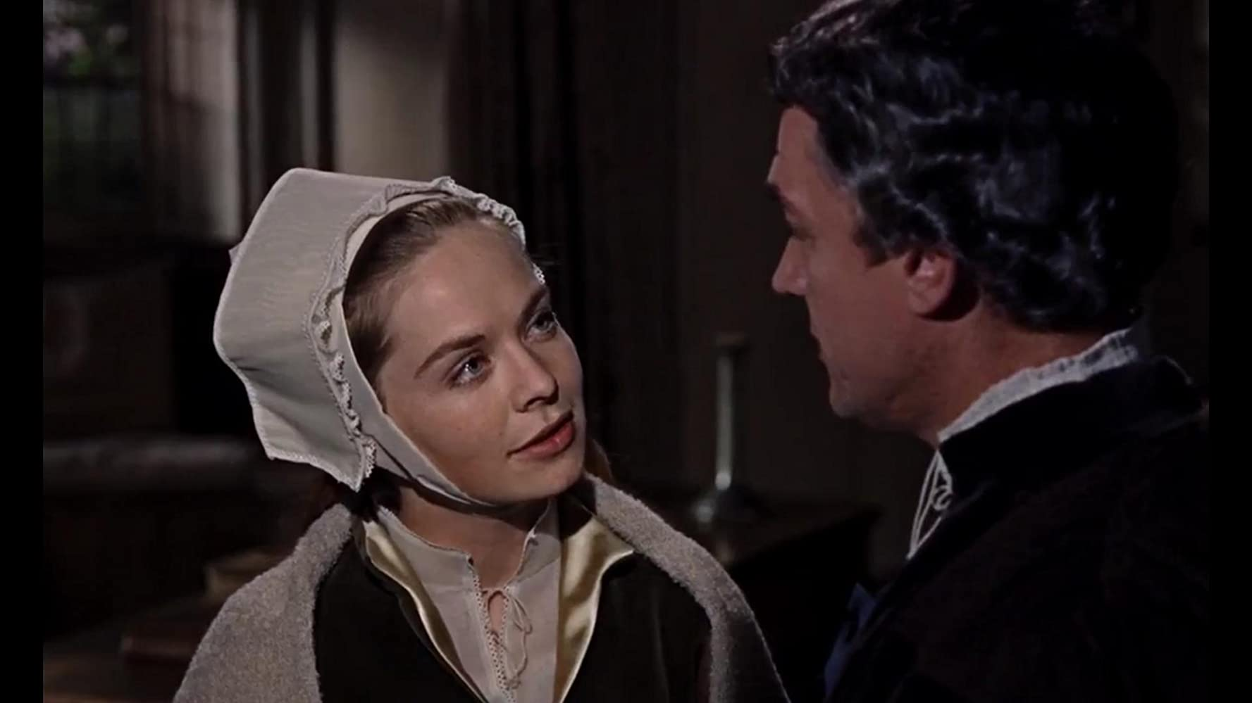 Paul Scofield and Susannah York in A Man for All Seasons (1966)