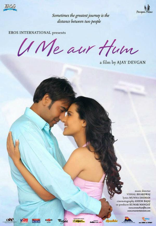 U Me Aur Hum 2008 Hindi Movie 720p HDRip 1085MB ESubs Download
