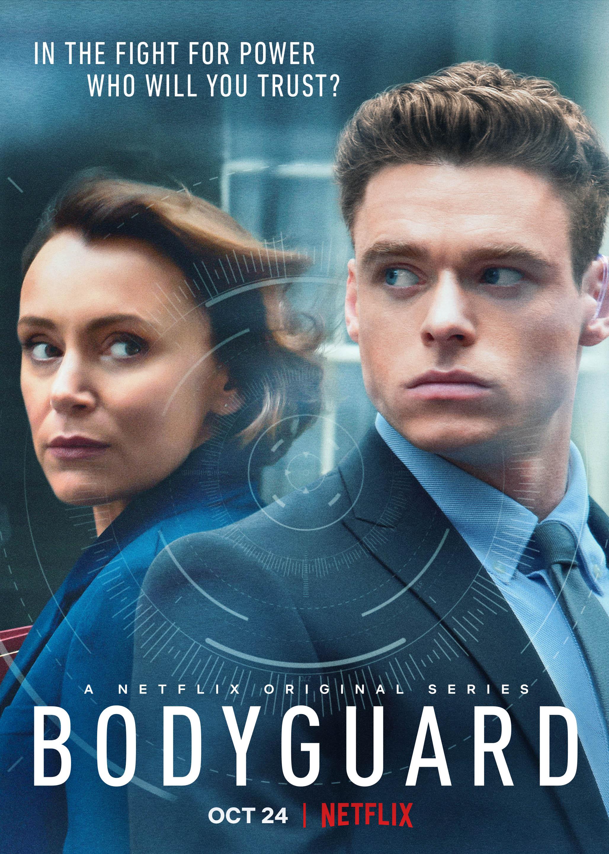 Download Bodyguard (2018) Season 1 Netflix English WEB Series 720p [300MB] WEB-DL