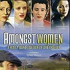 Tony Doyle, Anne-Marie Duff, Susan Lynch, Geraldine O'Rawe, and Ger Ryan in Amongst Women (1998)