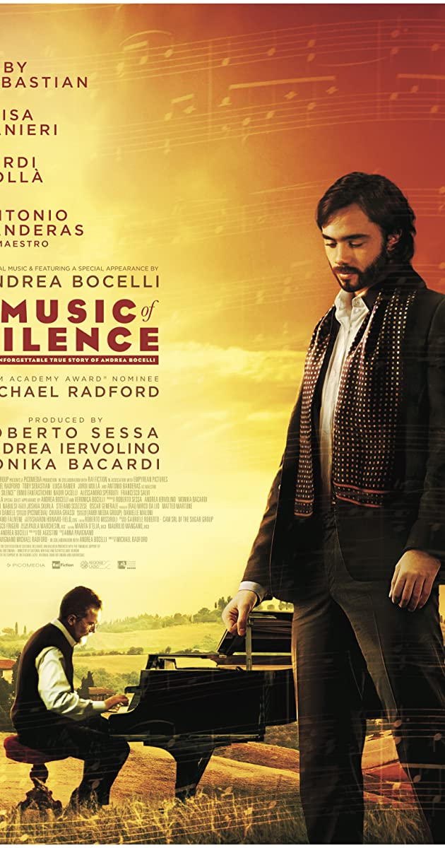 Subtitle of The Music of Silence