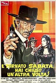 È tornato Sabata... hai chiuso un'altra volta! (1971) Poster - Movie Forum, Cast, Reviews