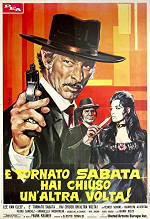 Return of Sabata (1971)