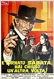 È tornato Sabata... hai chiuso un'altra volta!(1971) Poster - Movie Forum, Cast, Reviews