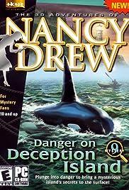 Nancy Drew: Danger on Deception Island Poster