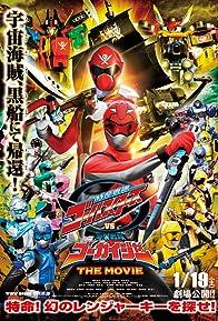 Primary photo for Tokumei Sentai Go-Busters vs. Kaizoku Sentai Gokaiger: The Movie