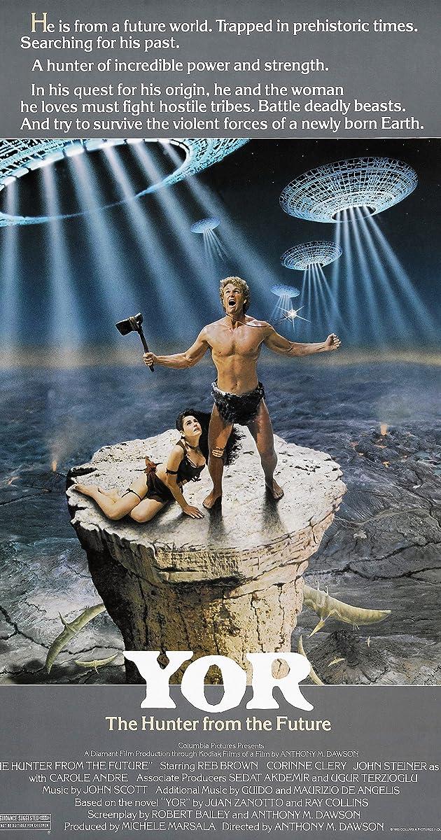 Yor, the Hunter from the Future (1983) - IMDb