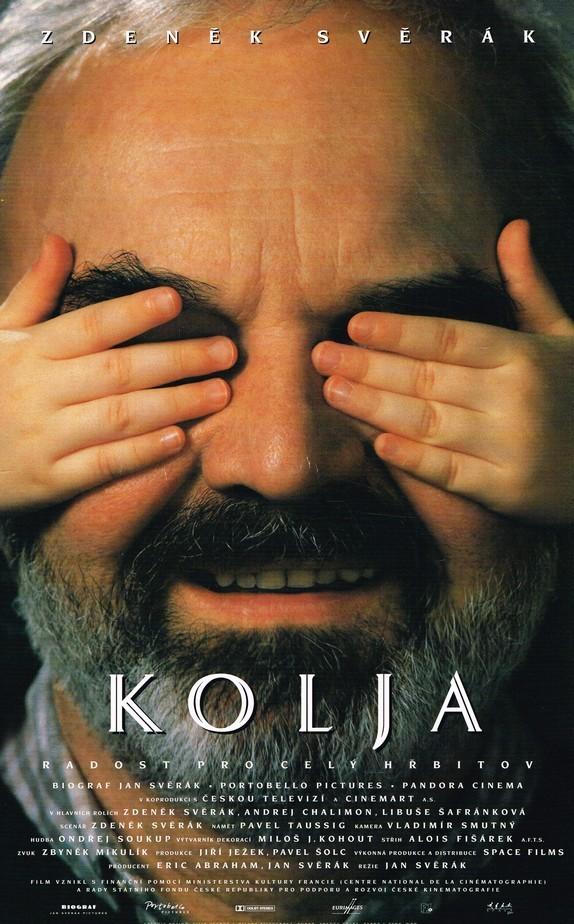 Zdenek Sverák in Kolja (1996)