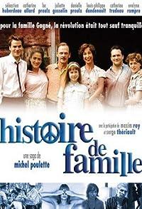 Primary photo for Histoire de famille
