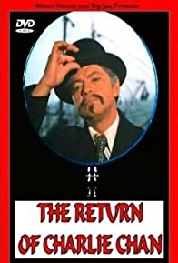 Primary photo for The Return of Charlie Chan