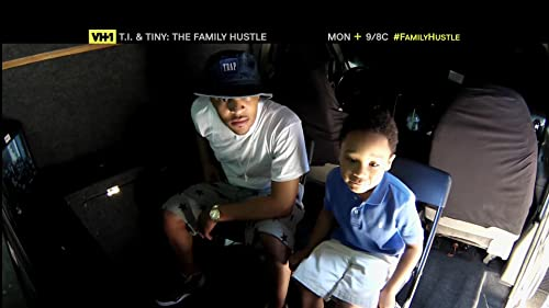 T.I. & Tiny: The Family Hustle Home Alone