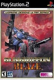 GunGriffon Blaze Poster