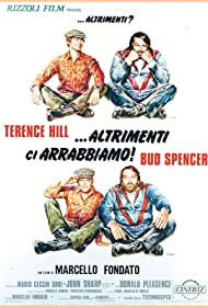 Terence Hill and Bud Spencer in ...altrimenti ci arrabbiamo! (1974)
