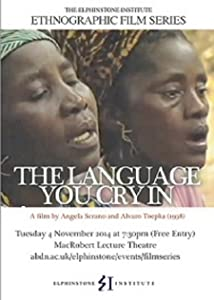 Movie divx download The Language You Cry In Sierra Leone [640x352]