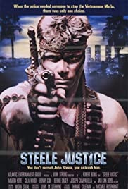 Steele Justice Poster