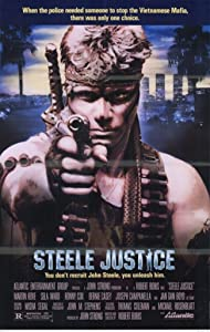 Descarga gratuita de películas psp Steele Justice USA [hdv] [2K] [Avi] by Robert Boris, Robert Boris (1987)