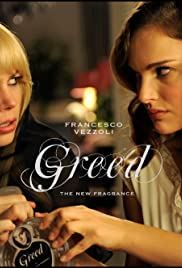 Greed, a New Fragrance by Francesco Vezzoli Poster