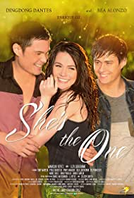 Dingdong Dantes, Bea Alonzo, and Enrique Gil in She's the One (2013)