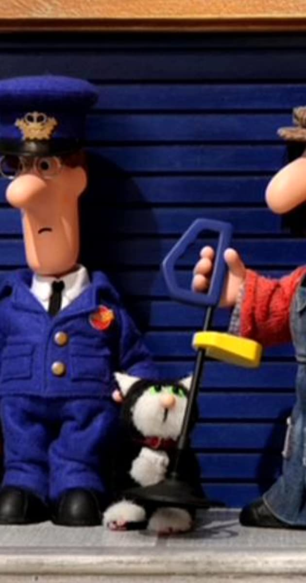 Postman Pat PAT /& BEN Figures NEW