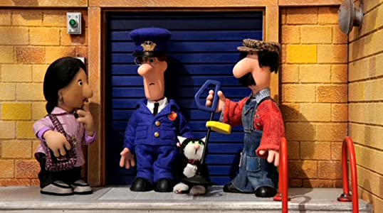 Postman Pat and the Metal Detector