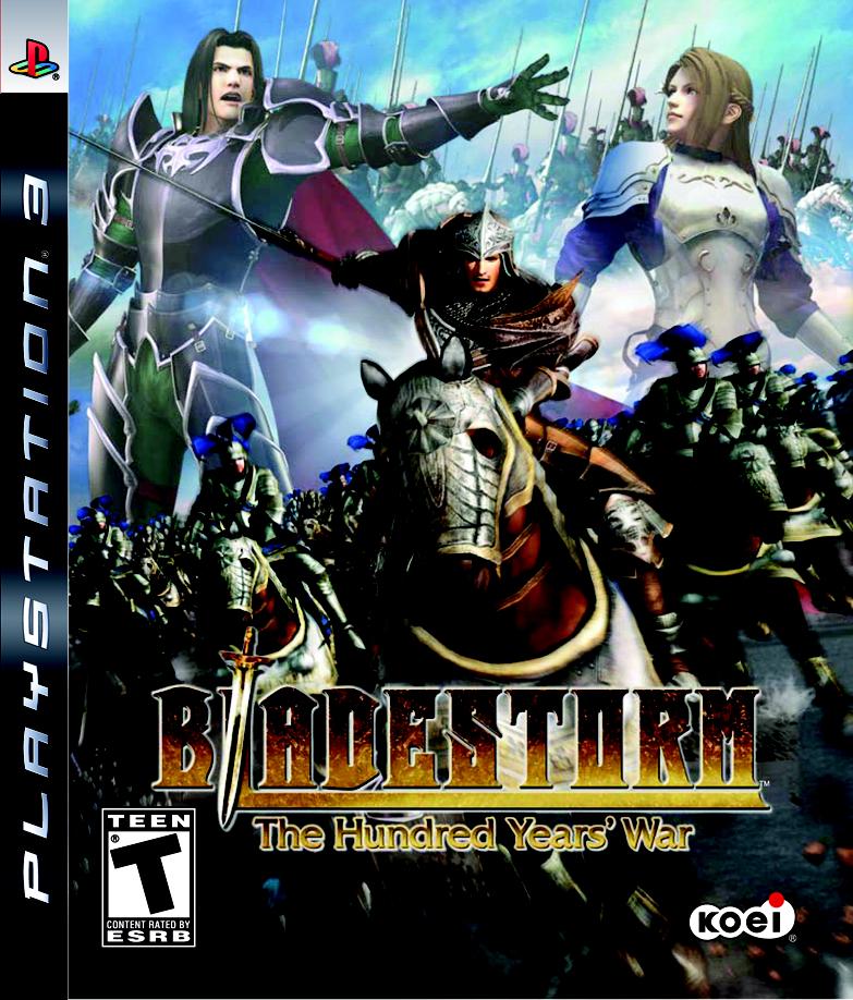 BladeStorm: Hundred Years War (2007)
