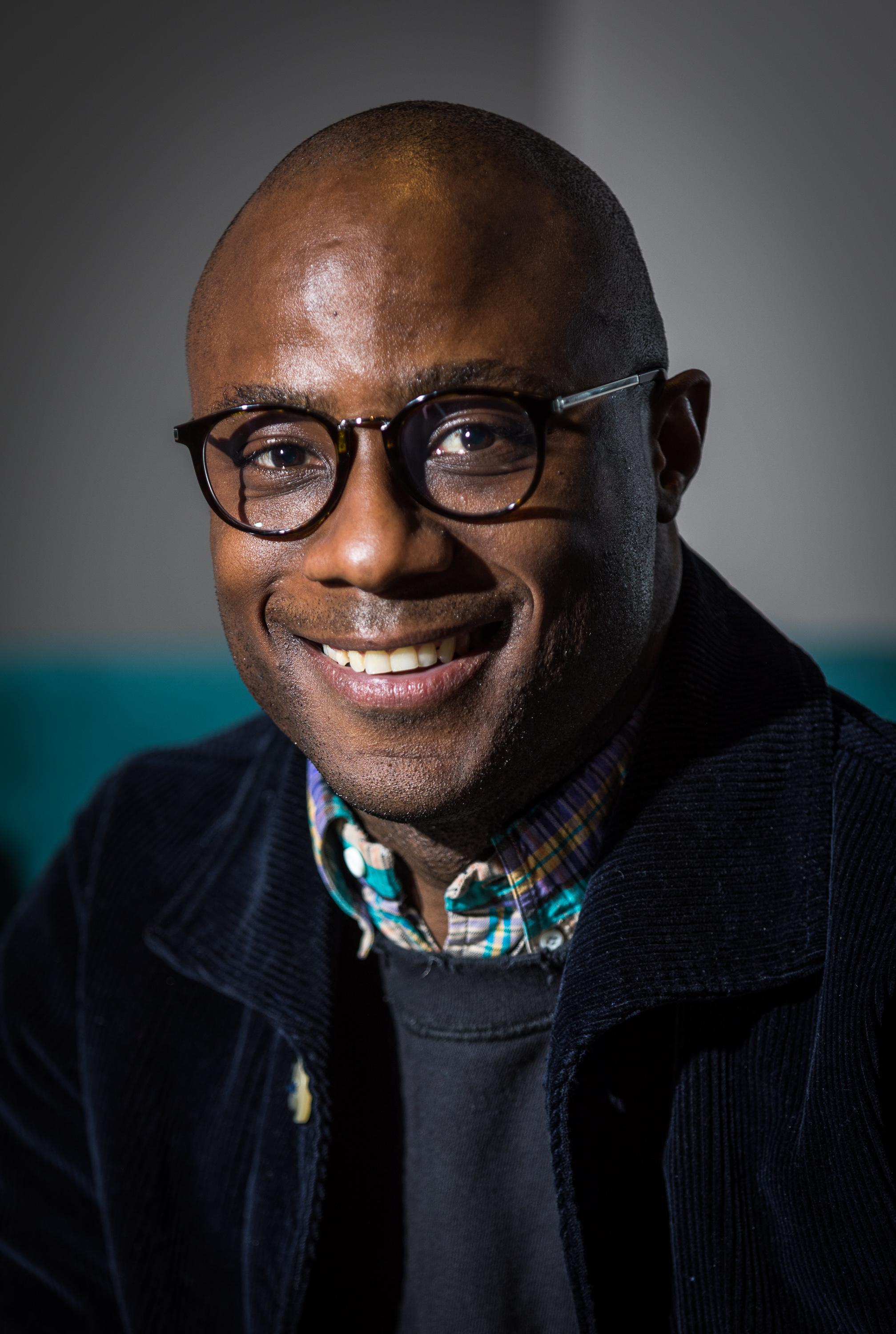 Barry Jenkins at an event for Q & A (1990)