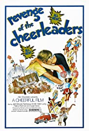 Revenge of the Cheerleaders (1976) Poster - Movie Forum, Cast, Reviews