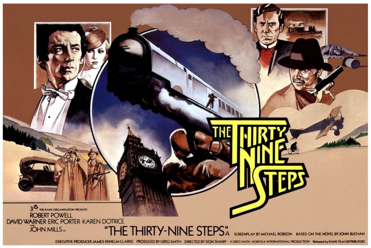The Thirty Nine Steps (1978) - Photo Gallery - IMDb