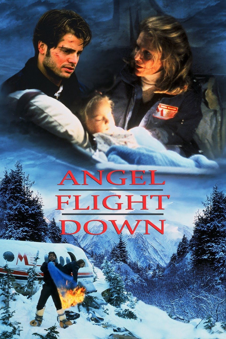 Angel Flight Down Tv Movie 1996 Imdb