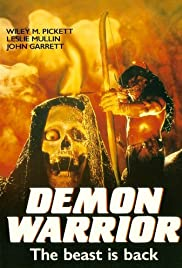 Demon Warrior Poster