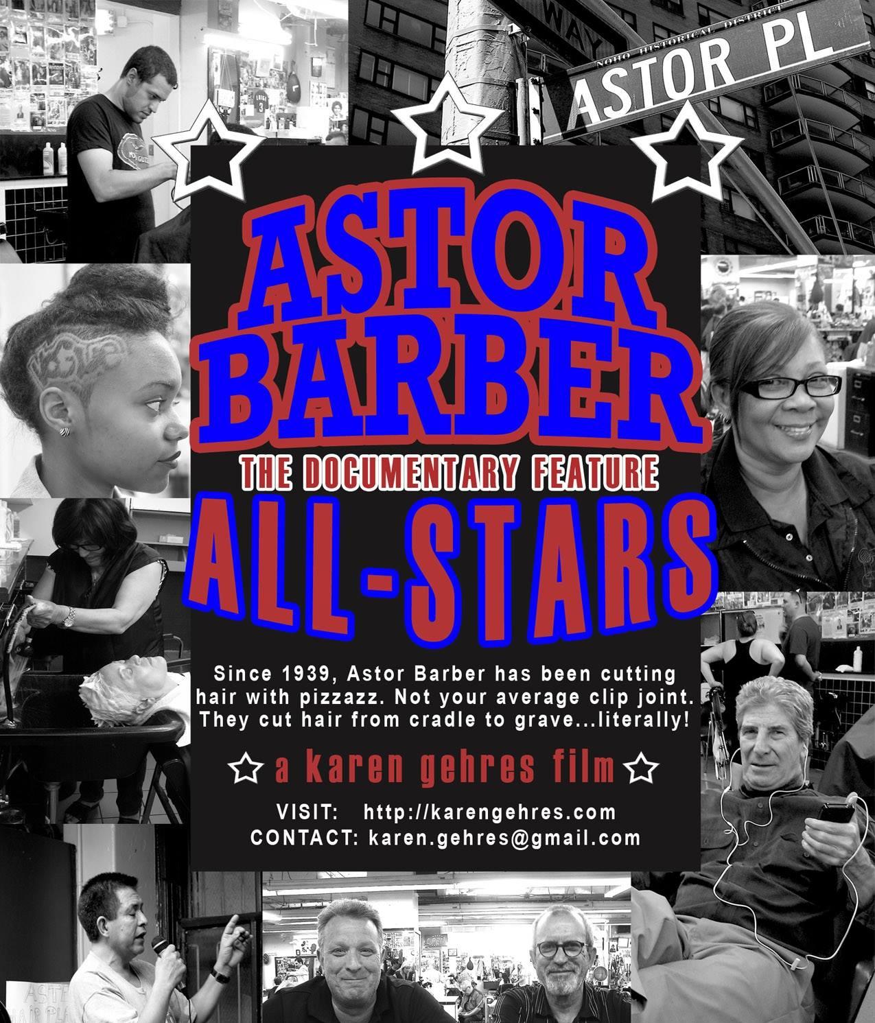 Astor Barber All Stars 2014 Imdb