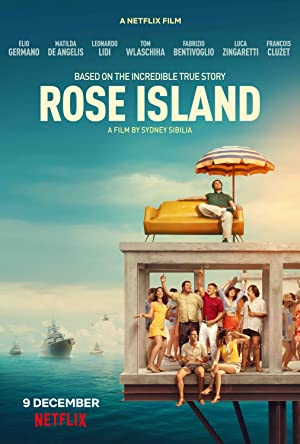 Where to stream Rose Island