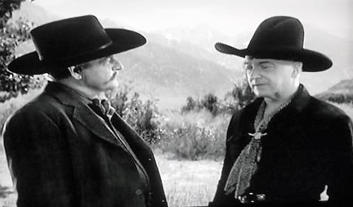 William Boyd and Forbes Murray in Silent Conflict (1948)