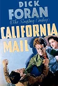 Dick Foran and Linda Perry in California Mail (1936)