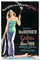 Gilda (1946) Poster