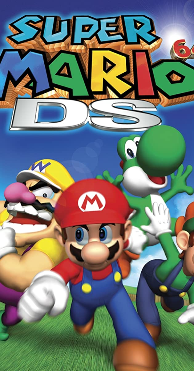 Super Mario 64 Ds Video Game 2004 Imdb