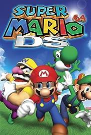 Super Mario 64 DS Poster