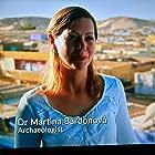 Martina Bardonova in Lost Treasures of Egypt (2019)