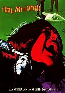 Adult downloades free movie L'arma, l'ora, il movente by Duccio Tessari [1680x1050]