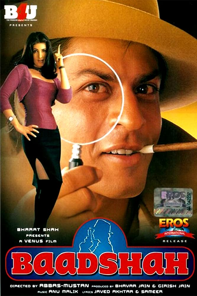 Baadshah 1999 Hindi Movie 720p HDRip 1.1GB Download