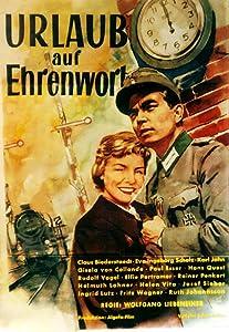 New free english movies downloads Urlaub auf Ehrenwort West Germany [mov]